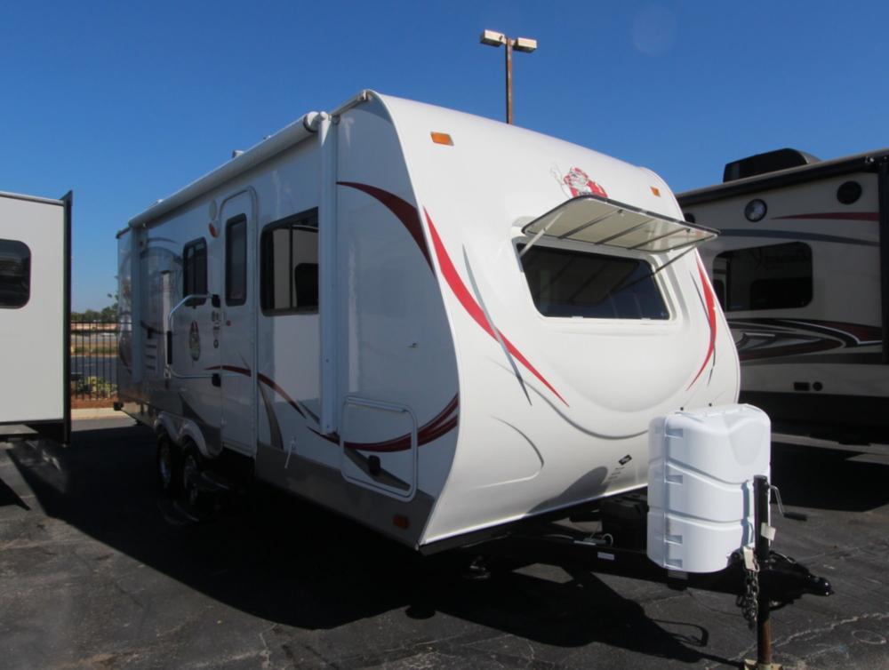 2013 Cruiser Rv Fun Finder 214wsd Camping World Of
