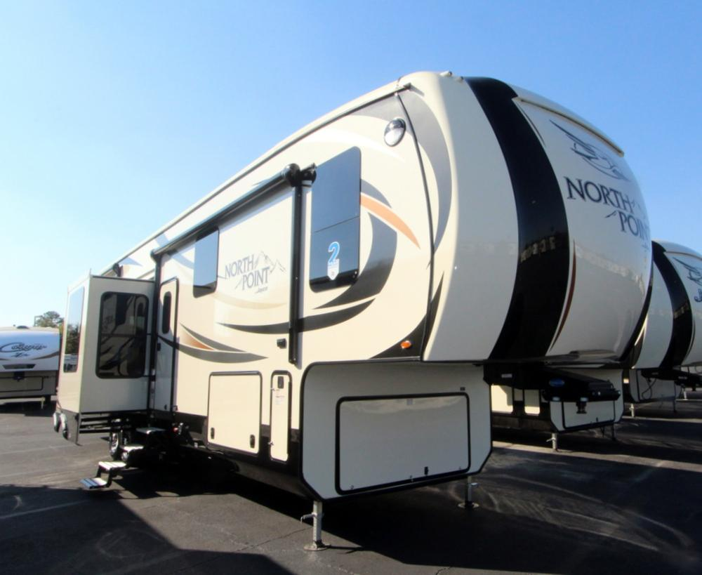 Elegant 2017 Jayco North Point 387rdfs  Camping World Of Valdosta