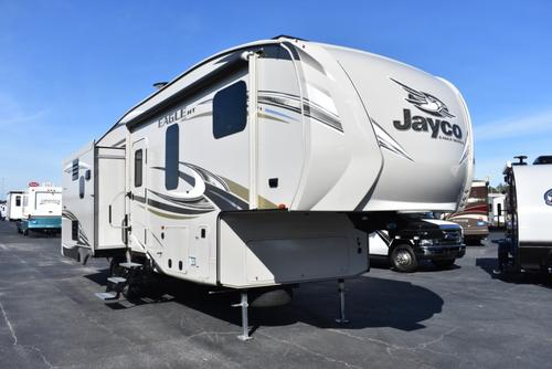 Exterior : 2018-JAYCO-28.5RSTS