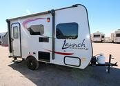 Used 2015 Starcraft LAUNCH 15FD Hybrid Travel Trailer For Sale