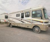 Used 2004 Fleetwood Bounder 32W Class A - Gas For Sale