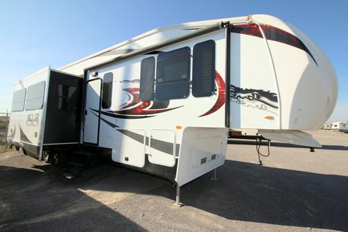 2012 Forest River XLR THUNDERBOLT
