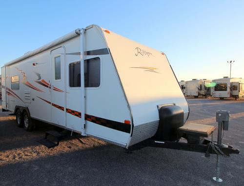 Used 2007 R-Vision R Wagon 291 Travel Trailer Toyhauler For Sale