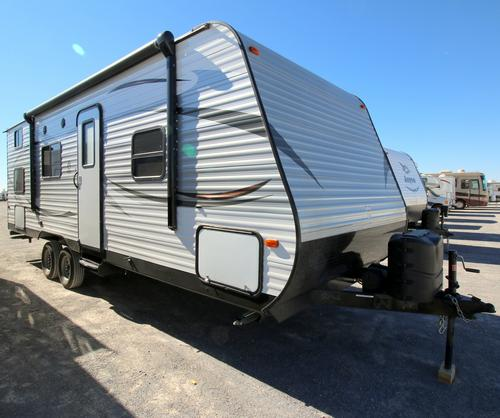 Used 2015 Dutchmen Coleman 274 BH Travel Trailer For Sale