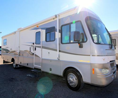 Used 2003 Fleetwood Southwind 35R Class A - Gas For Sale