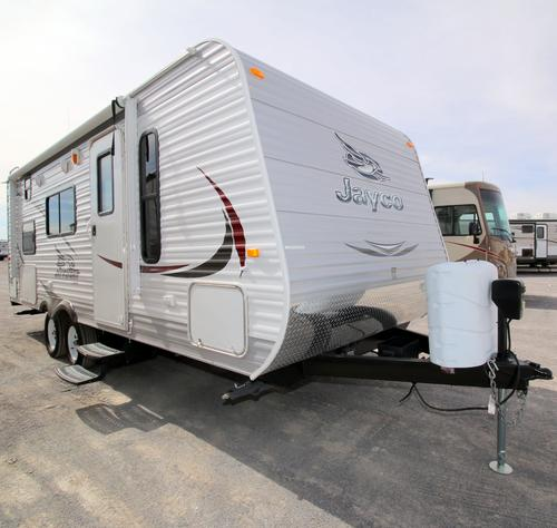 Used 2015 Jayco Jay Flight 23MB Travel Trailer For Sale