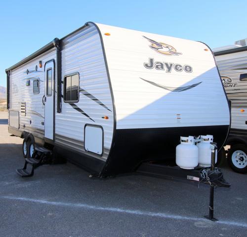 Jayco Travel Trailers: 2017 Jayco Jay Flight Slx 267bhsw