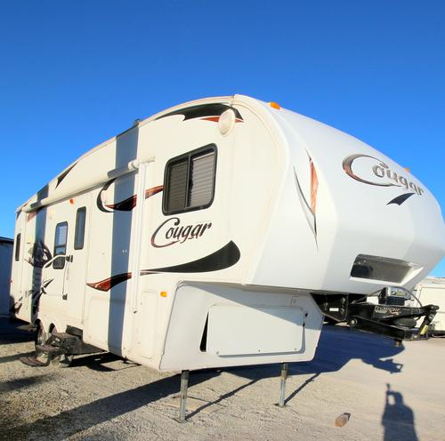 Used 2011 Keystone Cougar 278RKS Fifth Wheel For Sale