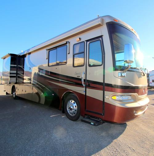 Used 2006 Monaco Camelot PLT 40 Class A - Diesel For Sale