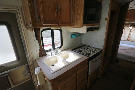 Kitchen : 1991-VENTURE RV-25