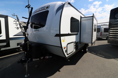 Forest River Rockwood Geo Pro 19FBS RVs for Sale - Camping World RV