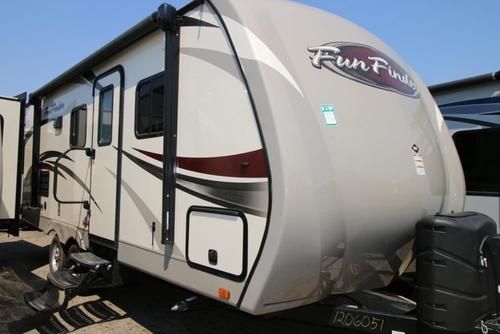 2016 Cruiser RVs Fun Finder