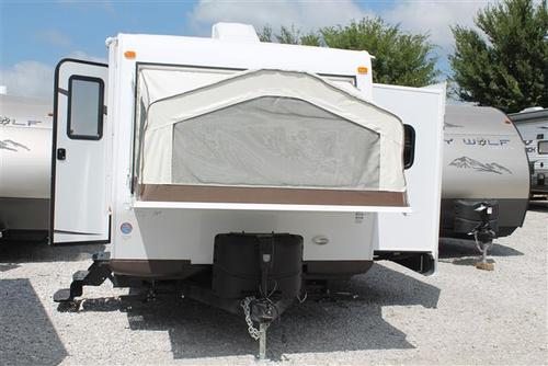 New 2016 Forest River Rockwood Roo 21SS Hybrid Travel Trailer For Sale