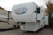 Used 2008 Heartland Bighorn 3400RL Fifth Wheel For Sale