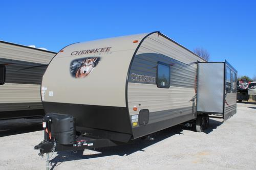 New 2016 Forest River Cherokee 274RK Travel Trailer For Sale