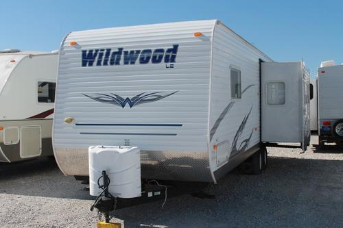 Used 2010 Forest River Wildwood 28RLSS Travel Trailer For Sale