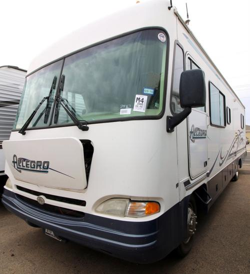 Used 2000 Tiffin Allegro 28PA Class A - Gas For Sale