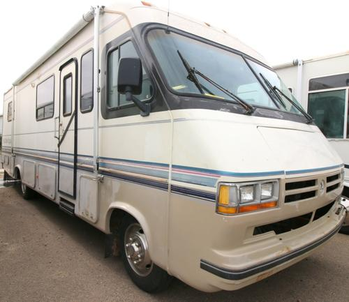 Used 1992 Silver Eagle SILVER EAGLE 32S Class A - Gas For Sale
