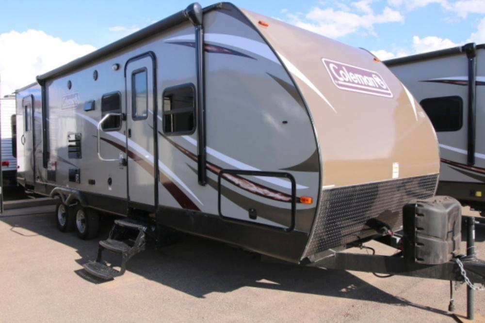 New 2017 Coleman Coleman Light 2855bh Travel Trailer For