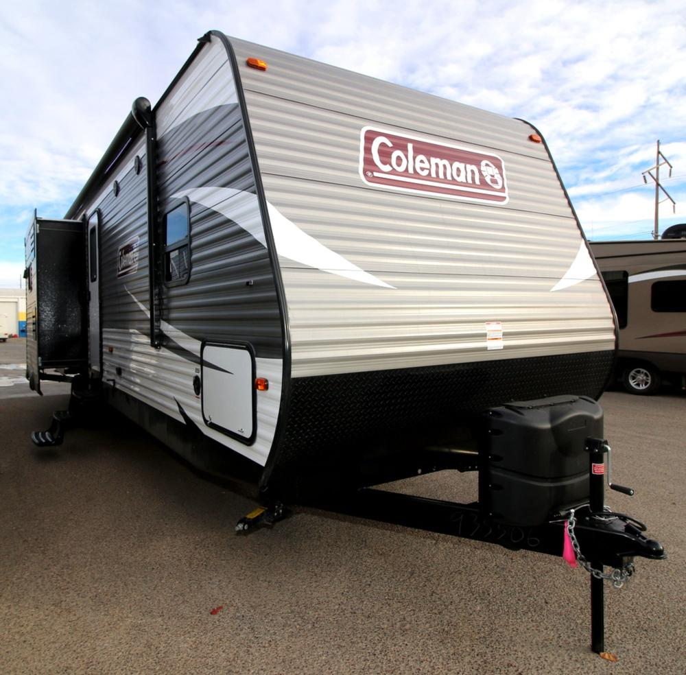 2017 Coleman Coleman Cts337bh Camping World Of Lubbock