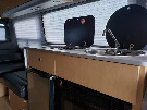 Kitchen : 2009-AIRSTREAM-3500