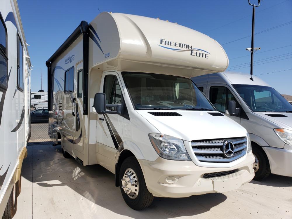 Thor Freedom Elite 24fe Camping World Hkr 1616090