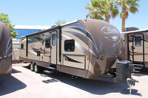 New 2016 Keystone Cougar 32FBS Travel Trailer For Sale