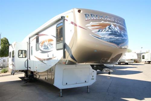 Used 2012 Forest River BROOKSTONE 359LS Fifth Wheel For Sale