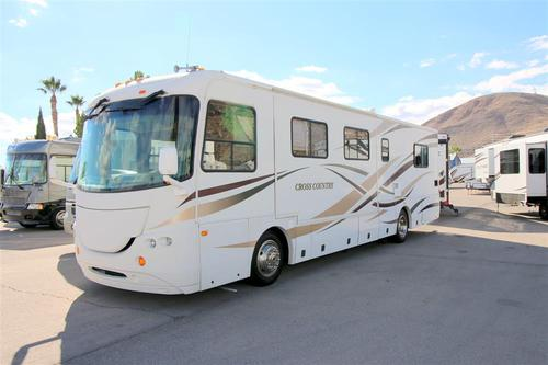 Used 2007 Coachmen Cross Country 345 MBS Class A - Diesel For Sale
