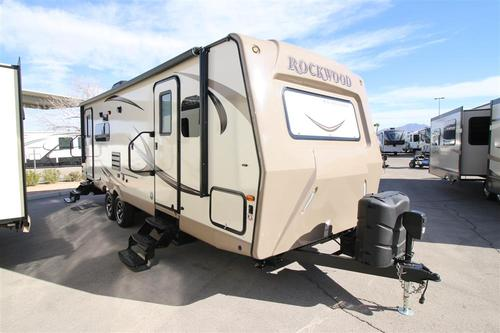 New 2016 Forest River Rockwood Ultra Lite 2604WS Travel Trailer For Sale
