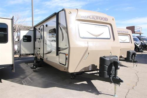 New 2016 Forest River Rockwood Ultra Lite 2703WS Travel Trailer For Sale