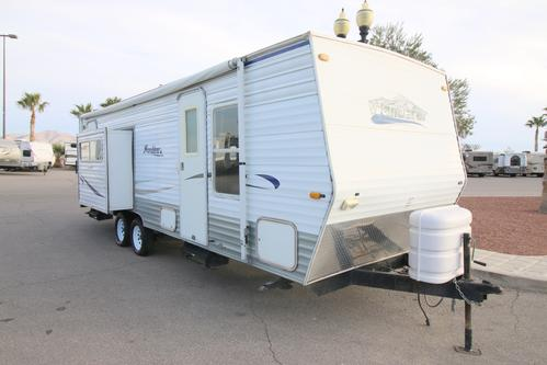 Used 2004 Thor Wanderer 260RK Travel Trailer For Sale