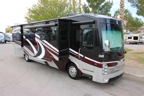 Used 2014 THOR MOTOR COACH Tuscany 36MQ Class A - Diesel For Sale