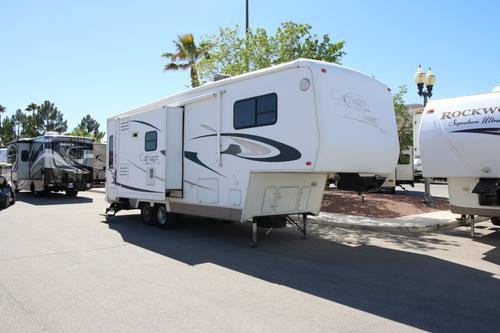 Used 2003 Carriage Cameo Lxi F29KS3 Fifth Wheel For Sale