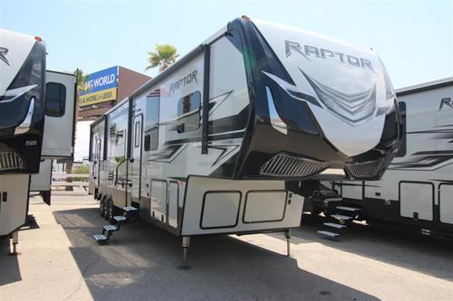 keystone raptor 425ts rvs for sale camping world rv sales