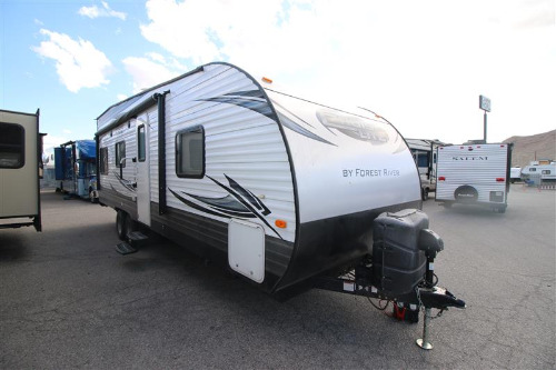 Exterior : 2016-FOREST RIVER-251SSXL
