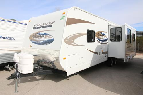 Used 2011 Starcraft LEXION 294RL Travel Trailer For Sale