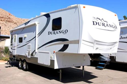 Used 2010 K-Z Durango 285RL Fifth Wheel For Sale