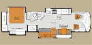 Floor Plan : 2014-THOR-36MQ