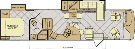 Floor Plan : 2014-FLEETWOOD-35B