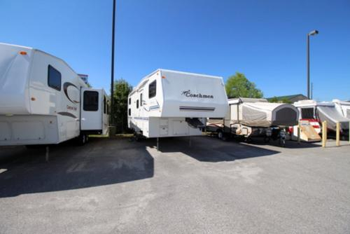 2001 Coachmen Catalina