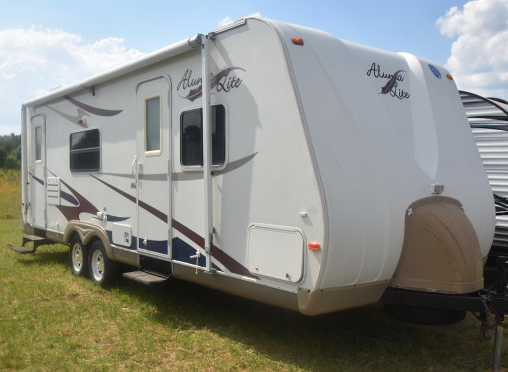 Holiday Rambler Travel Trailers For Sale Trailersmarket Com
