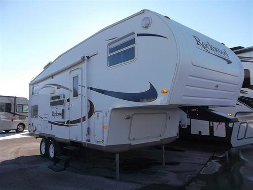 Used 2006 Forest River Rockwood 8241SS Fifth Wheel For Sale