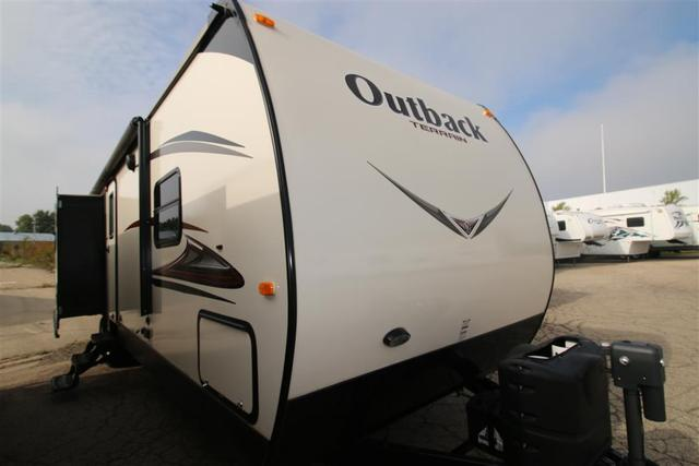 Buy a Used Keystone OUTBACK TERRAIN in Madison, WI.