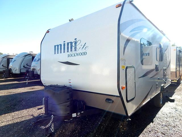 Buy a New Forest River Rockwood Mini Lite in Myrtle Beach, SC.