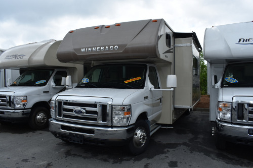 RV : 2017-WINNEBAGO-31H