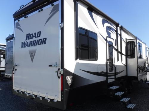 Beautiful 2017 Heartland Road Warrior 429  Mcgeorge Rv  1425602