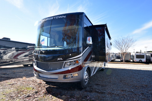 Exterior : 2019-FOREST RIVER-378TS