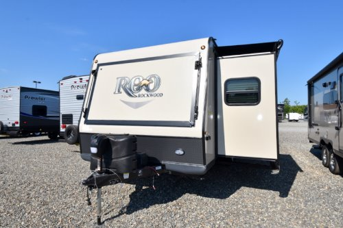 Rockwood Roo 233s >> Forest River Rockwood Roo 233s Mcgeorge Rv 1670339