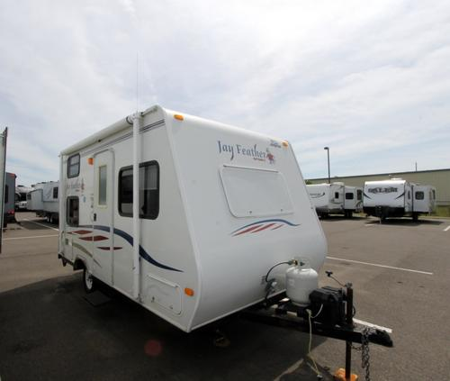 Used 2004 Jayco Jayfeather 165 Travel Trailer For Sale